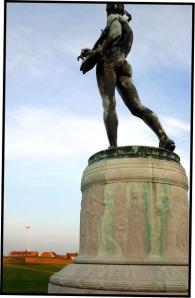 Statue:flag:blog