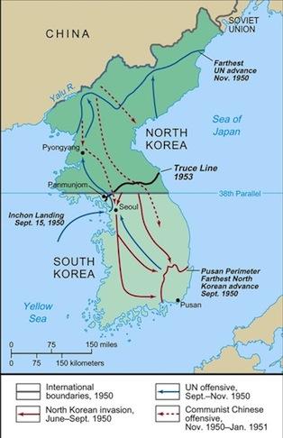 KoreanWarMap1