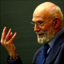 Oliver Sacks in 2009 at Columbia University